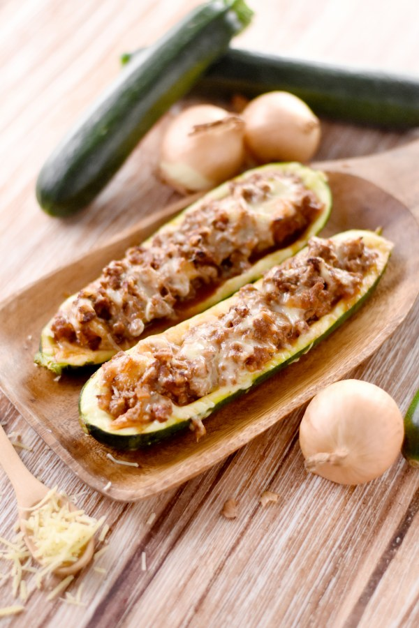 Courgettes farcies Image
