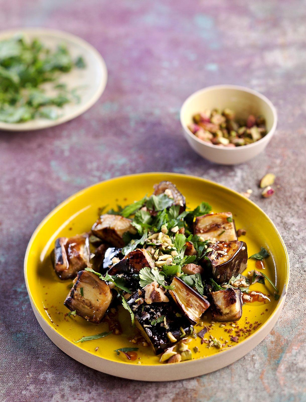 Salade d'aubergines Image